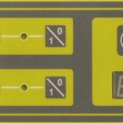 venus-unishrink-vs76-control-panel