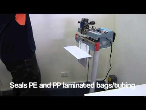 VHIFP/305 Foot Operated Heat Sealer
